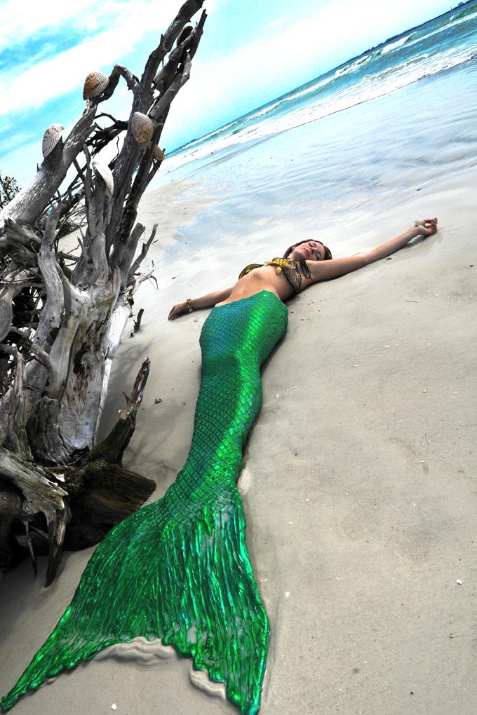 mermaid island Apr 06, 2009 Annette Batista  Shannon
