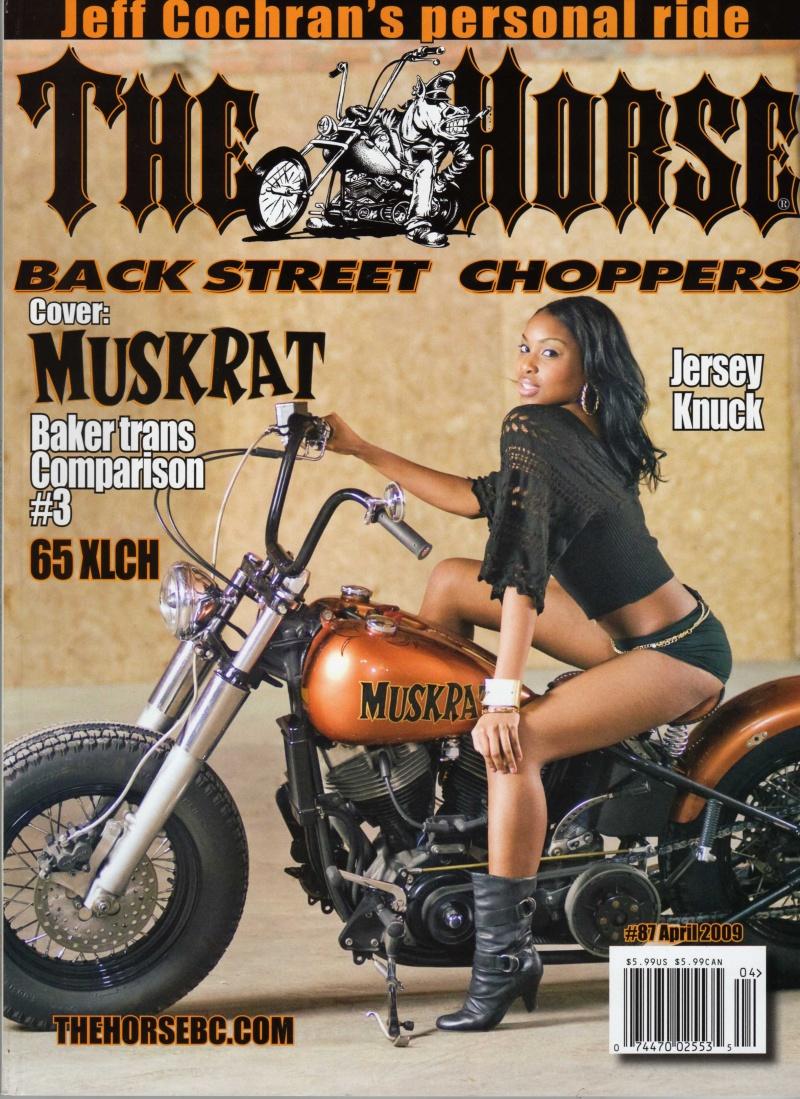 Apr 07, 2009 Lauren on April 2009 Issue