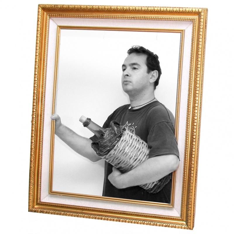 Male model photo shoot of stefano mileto in studio in rome, italy