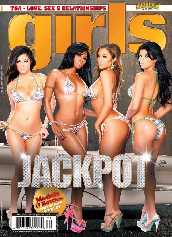 Los Angeles, slickforce studio Apr 07, 2009 Girls of lowrider magazine may issue 2009