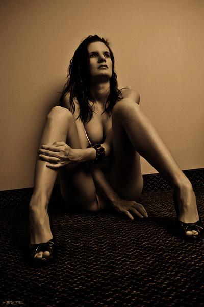 Female model photo shoot of VictoriaJ by Ben Cook - BRC Photo
