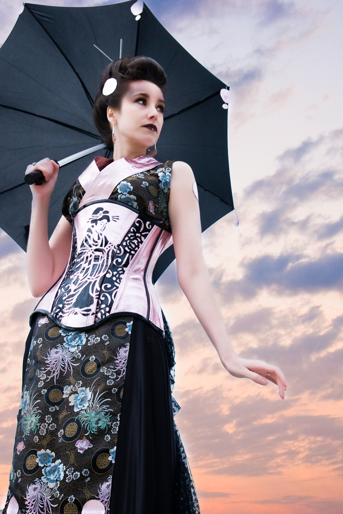 Columbus, OH Apr 09, 2009 Model - Tamara Mitchell