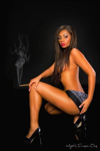 Female model photo shoot of KyeshaMarie by First Impression Photo