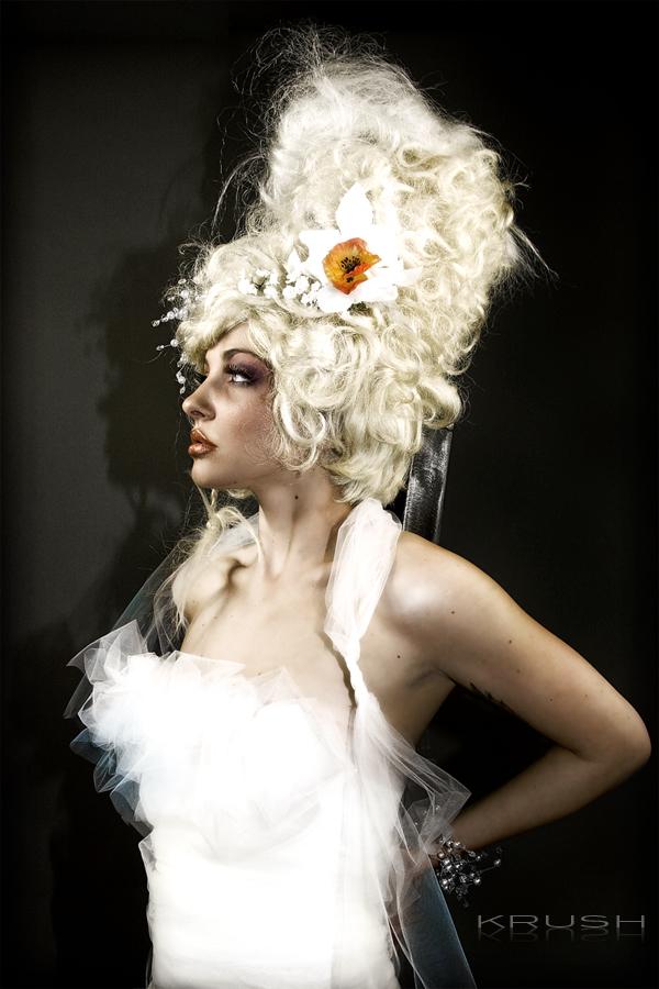 Apr 10, 2009 makeup: Janelle rush, hair by me! :D