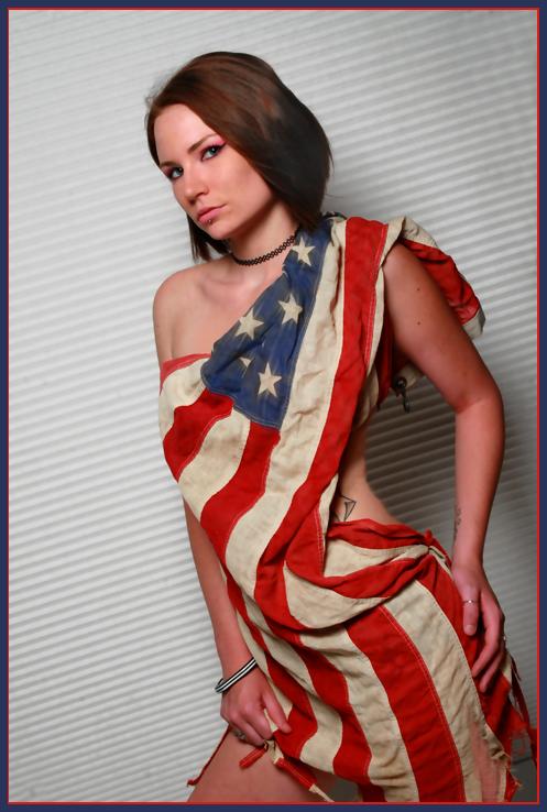 Studio Apr 11, 2009 Allure Photography All American Girl???