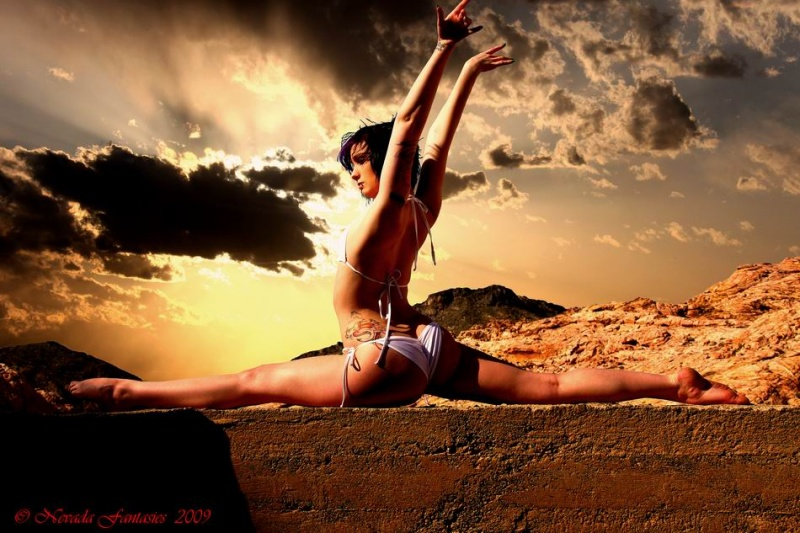 Clark Co, NV Apr 11, 2009 Nevada Fantasies Yes, She IS Amazing!!!