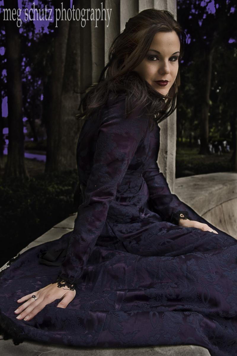 Female model photo shoot of Michelle Lakis by MegSchutz in Winter Park, FL