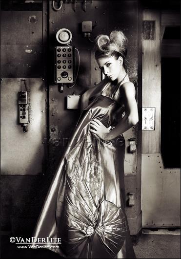 Apr 13, 2009  © VanDerLite Model Anne, MUA Tanja Marfo