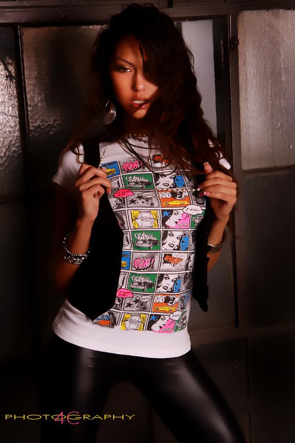 Female model photo shoot of Miss Ariana in Dallas, TX