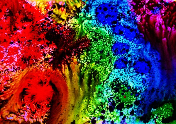 Apr 15, 2009 Andrea Hathcock 2006 Rainbow Explosion
