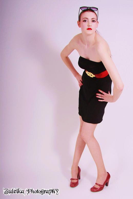 Female model photo shoot of Sarah Sharpe by Zuleika Photography in Studio -Wakefield