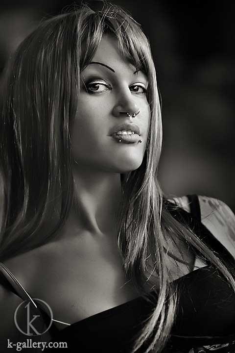 Female model photo shoot of Carolyn Cadaver by Verve Studio