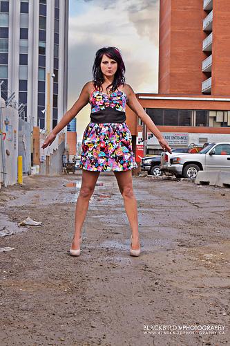 Female model photo shoot of Synchestra by Blackbird Photography