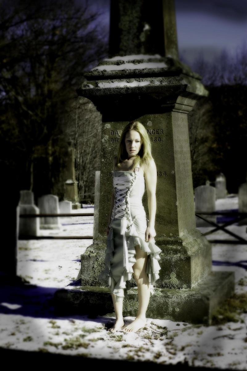 CT Apr 16, 2009 Marc Stevenson I will haunt your grave