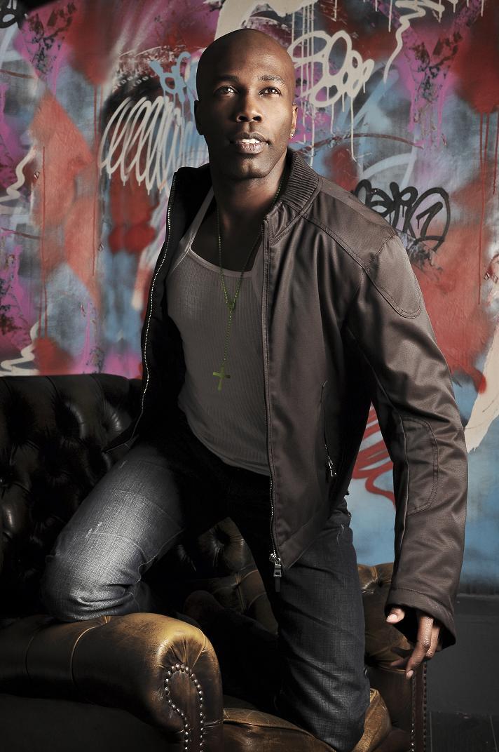 Male model photo shoot of James Wani in London Studio, retouched by Lloyd Rosen -Retouching