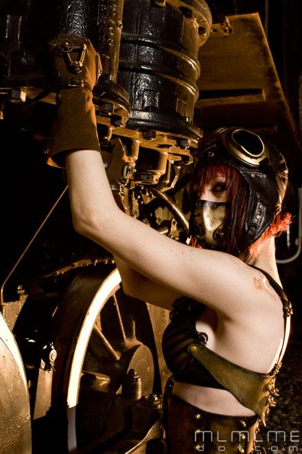 Apr 17, 2009 Steam Punk, By: Angelica Syn. Photo By: Warren W.