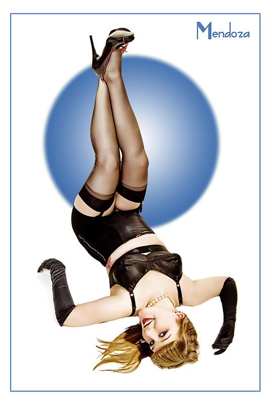 Female model photo shoot of Poppy Scarlet by RetroPhotoStudio