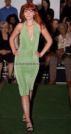 West Hollywood Apr 18, 2009 Area, LA Fashion Week