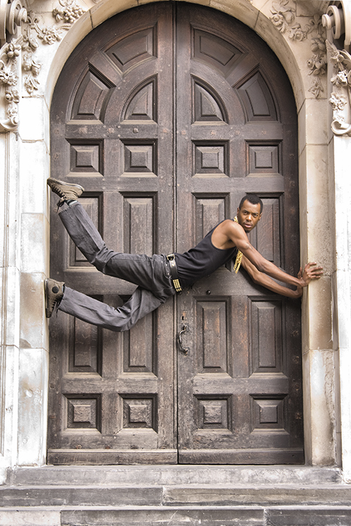 Male model photo shoot of Urban Shotz and MARC BENJAMIN in London