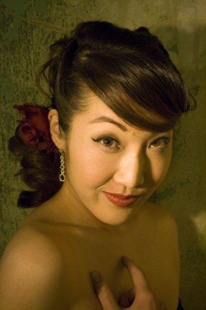 Apr 19, 2009 Pin-up girl photoshoot- Hair/makeup: me
