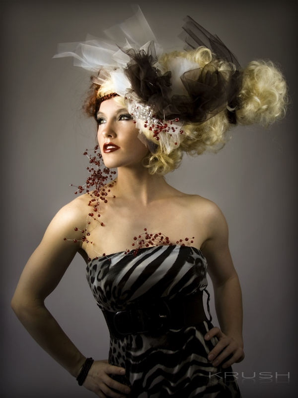 Apr 19, 2009 hair and makeup by me  model: jillian mccormick