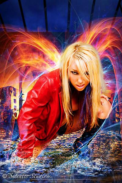On Location: Houston Apr 19, 2009 ©2009 Silentis Studios Model: SammyJo