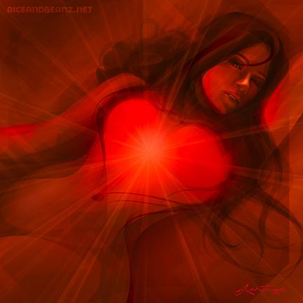 Apr 21, 2009 Copyright © 2009, Derek Santiago. All rights reserved. Heart Light -2008
