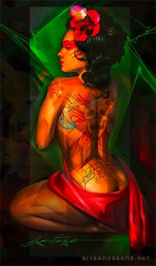 Apr 21, 2009 Copyright © 2009, Derek Santiago. All rights reserved. Sol de Jayuya - 2006 Model: Tanya Valiente
