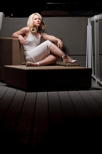 Female model photo shoot of Elaina Broers in Calgary