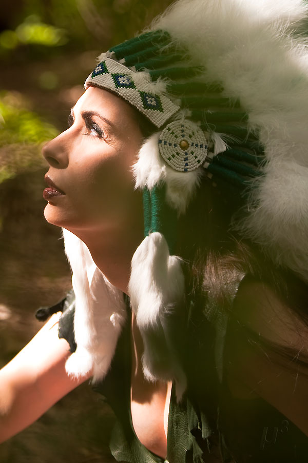 Atlanta, GA Apr 22, 2009 zbilly Emerald Indian Maiden