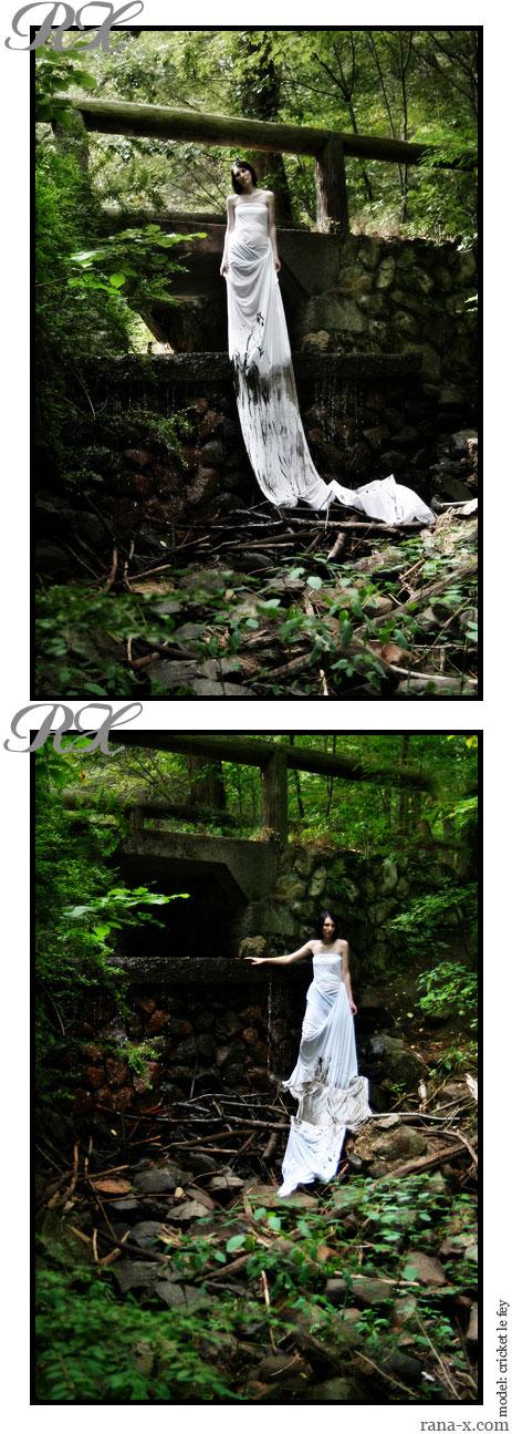 lovers bridge Apr 22, 2009 rana x. Cricket + Mud