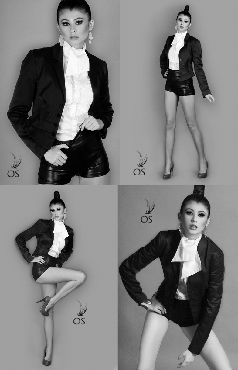 Apr 23, 2009 Agency Model - Jessica @ M Model Management