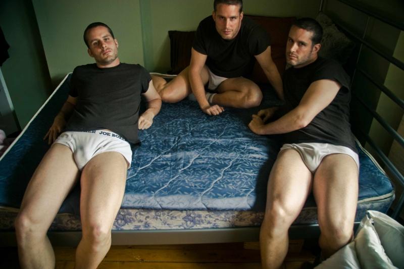 Toronto, ON Apr 23, 2009 James Azzopardi 2009 Three of us...