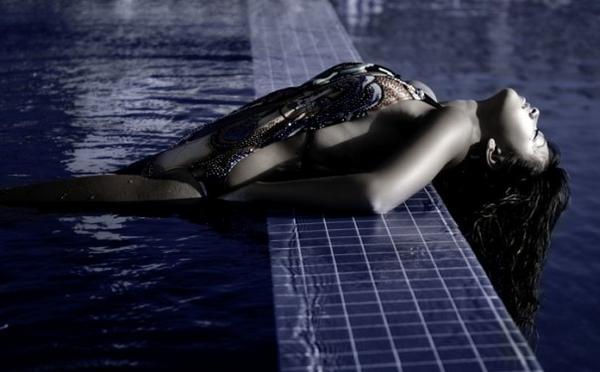 Female model photo shoot of Beautiful Star in cancun