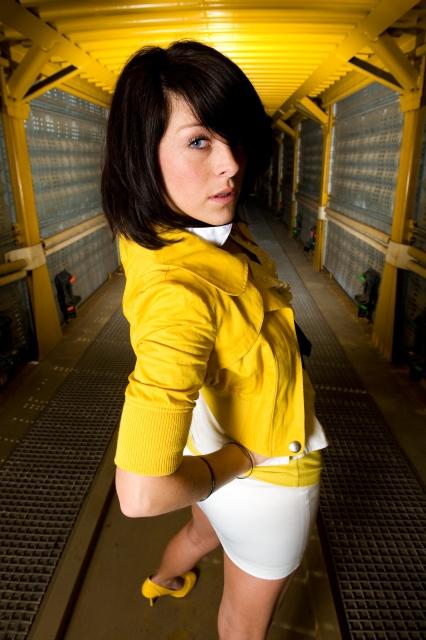 Portland,OR Apr 23, 2009 Mike Larremore Hello Yellow :)