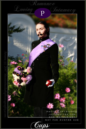 Seattle Apr 23, 2009 Artana Prince of Cups (Tarot)