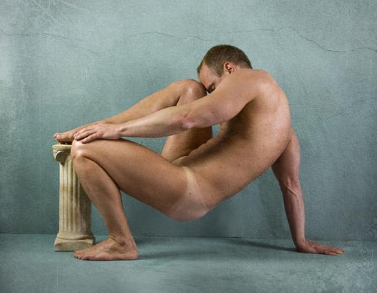 Male model photo shoot of Thom Knight by JBS Art