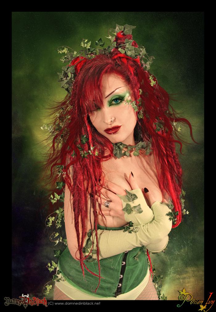 Apr 24, 2009 Damnedinblack Poison Ivy - See the whole set here: http://viewmorepics.myspace.com/index.cfm?fuseaction=user.viewPicture&friendID=83849236&albumId=2878077
