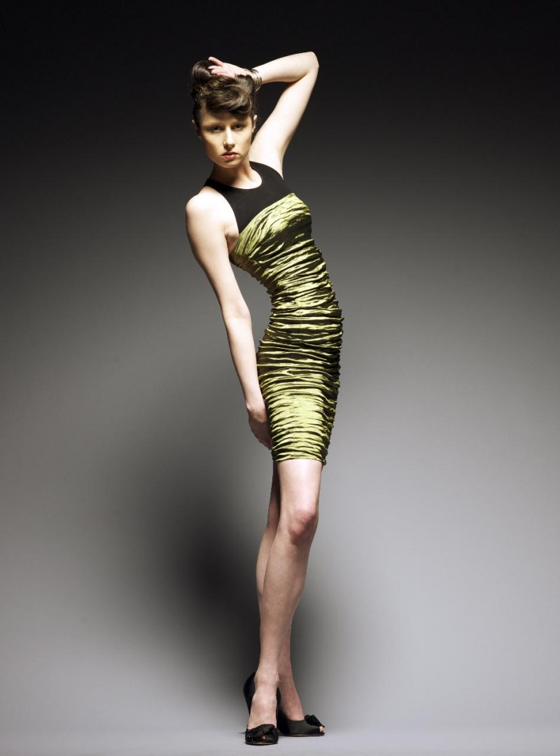 D&C Fashion Studio Apr 24, 2009 Dariusz Przybysz Model: Bridget/ Elite Chicago, MUA& Styling: Ula Rulkowska, Photo: Dariusz Przybysz, Hair: Jenna Baltes