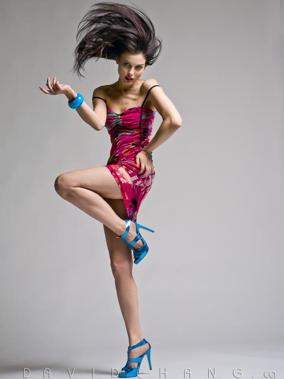 Apr 25, 2009 davidchang.ca Dress by model, styling by Me