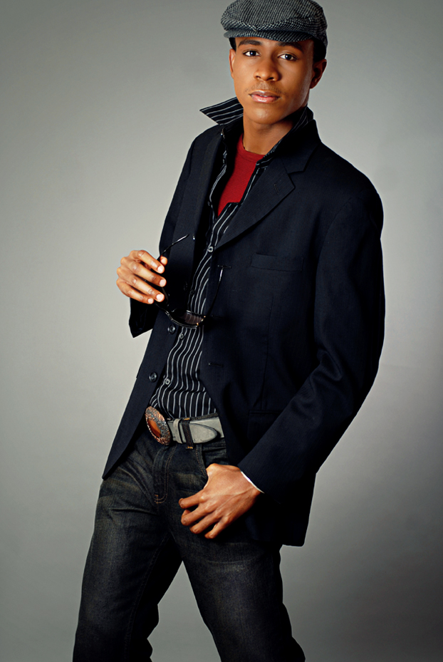 Male model photo shoot of Mc L