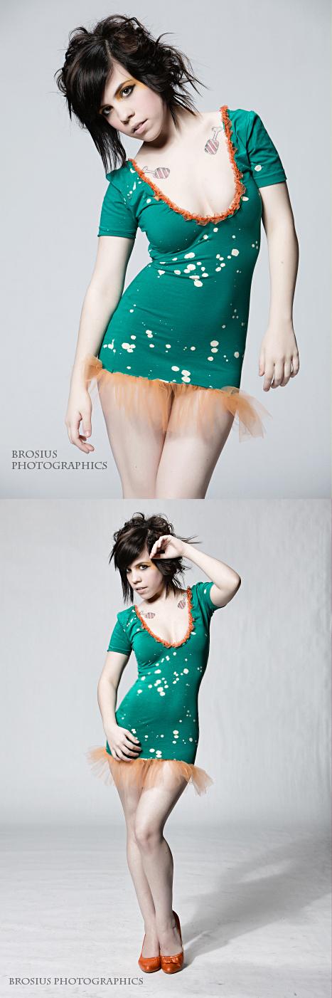 Apr 27, 2009 Brosius Photographics Model Megan in Sew Addicted apparel, Krista Jee Hair and MUA