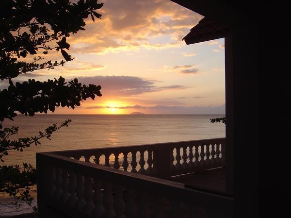 Puerto Rico Apr 28, 2009 Sunset