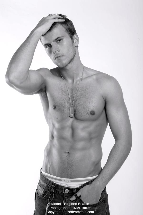 Male model photo shoot of Zone 8 Media in Studio london