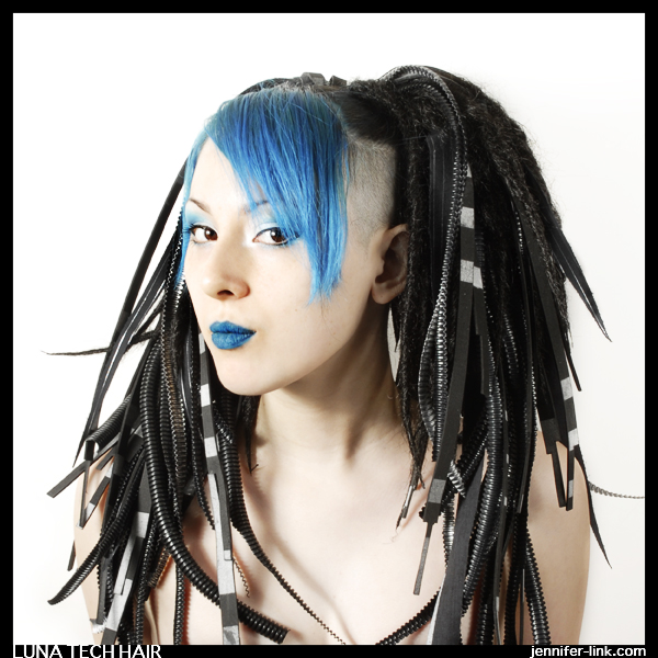Female model photo shoot of blu jay by Jennifer Link in Buffalo, NY