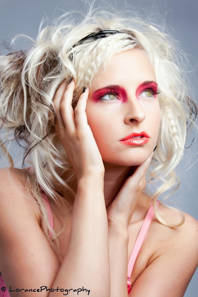 Apr 29, 2009 Hair & Makeup by me