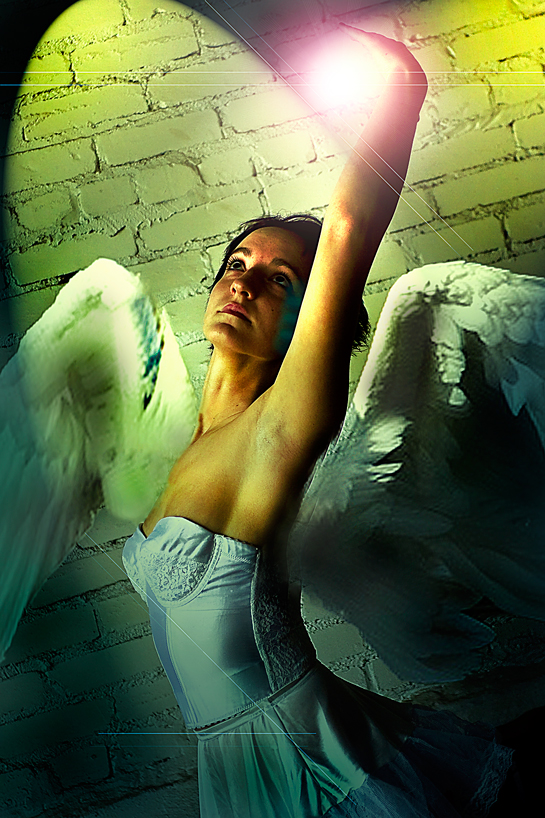 Grand Rapids, MI Apr 30, 2009 Atomic Box Studios Avenging Angel