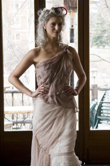 Female model photo shoot of Michelle Dollface
