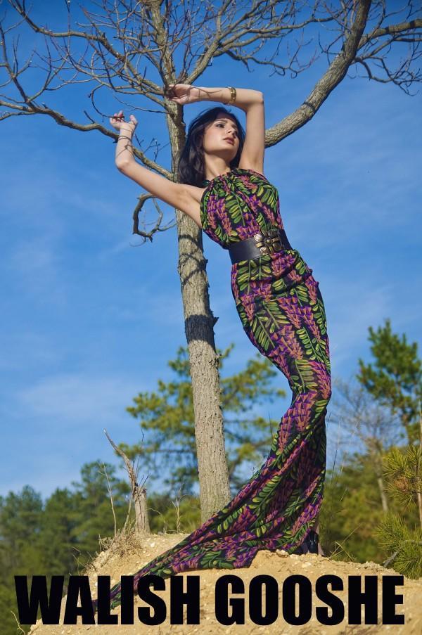 May 01, 2009 Photographer: Jerry Bennett Model: Amanda Stylist: Phylicia and Jovida