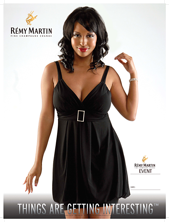 The SkyLoft F Studio Baltimore, MD May 01, 2009 Remy Martin Lizz Robbins - Spokes model for Remy Martin